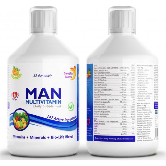 Man Multi Vitamin