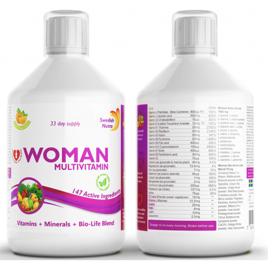 Woman Multi Vitamin