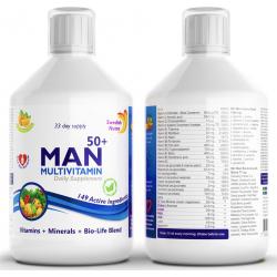 Man 50 + Multi Vitamin