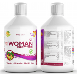 Woman 50 + Multi Vitamin