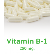 Vitamin B1 250 mg 100 pcs