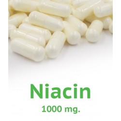 Niacin - 1000mg