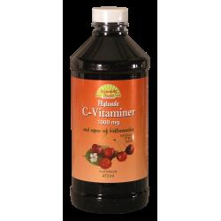 C - Vitamin liquid
