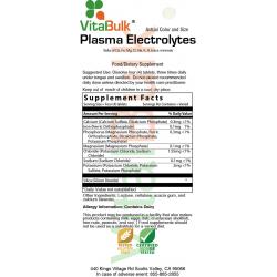 Plasma Electrolytes - 56 grams