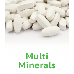 Multi Minerals Tablet - 100 count