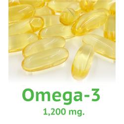 Omega-3 1200 mg Capsule - 100 capsules