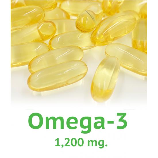 Omega-3 1200 mg Capsule