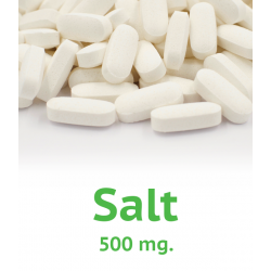 Salt Tablet - 100 count