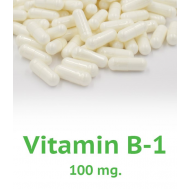Vitamin B1 - 100 mg 100 pcs