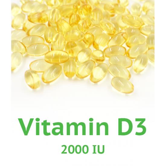 Vitamin D3 - 100 count